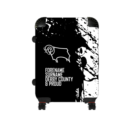 Derby County Proud Cabin Suitcase