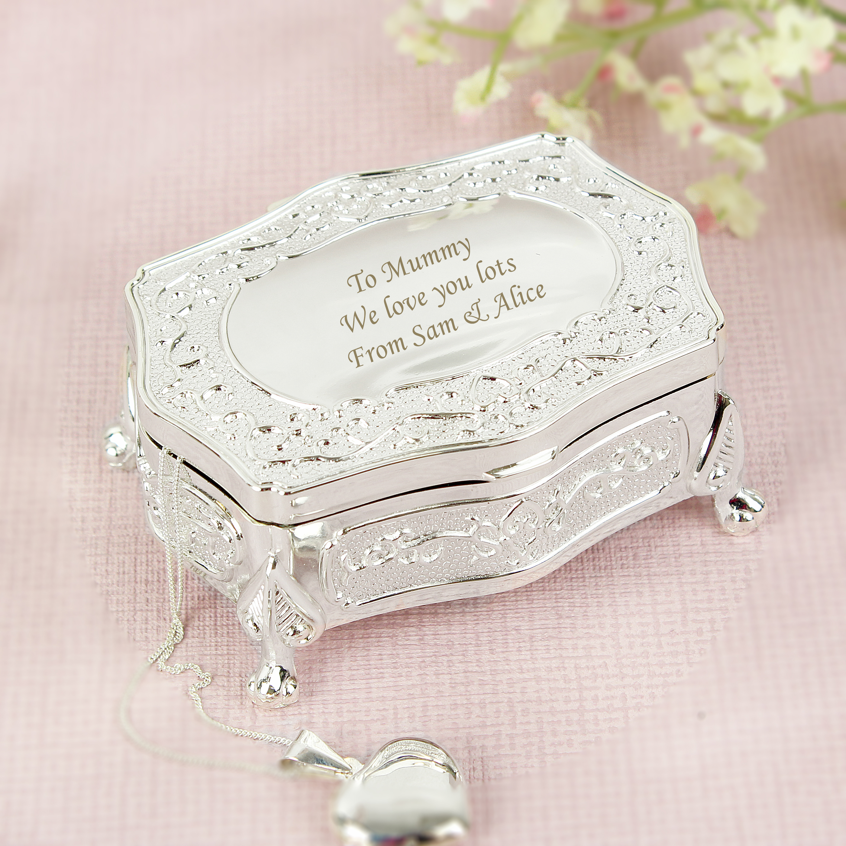 Engraved Antique Trinket