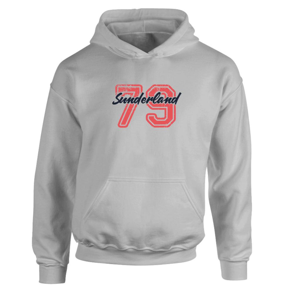 Sunderland AFC Varsity Number Hoodie