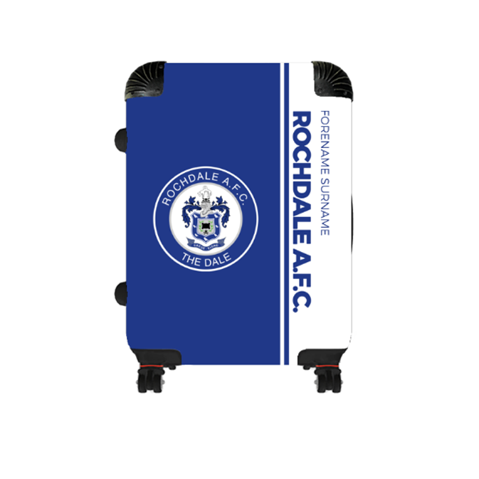 Rochdale AFC Crest Cabin Suitcase