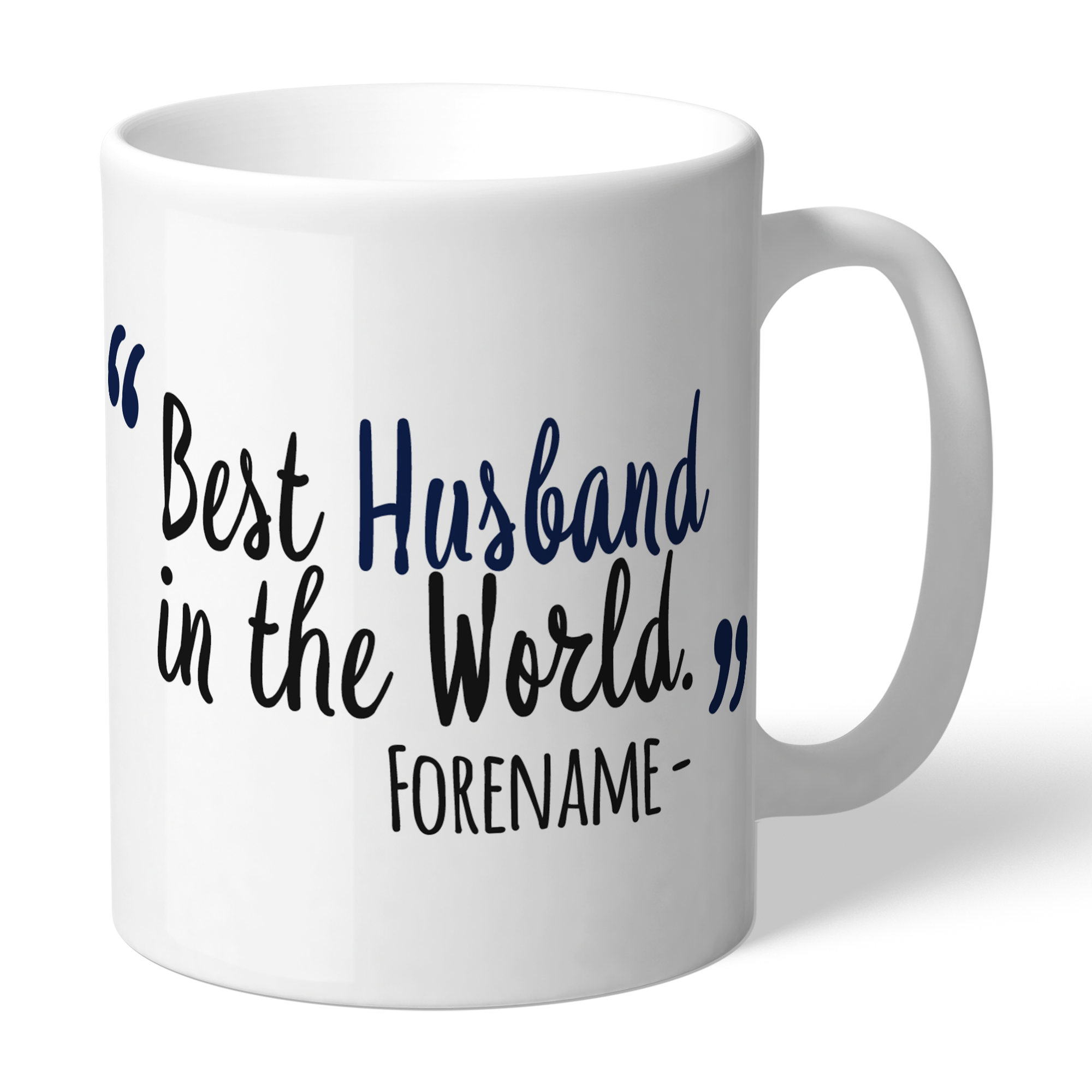 Tottenham Hotspur Best Husband In The World Mug