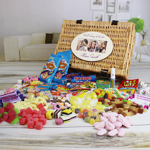MUM Photo Gift - Retro Sweet Hamper