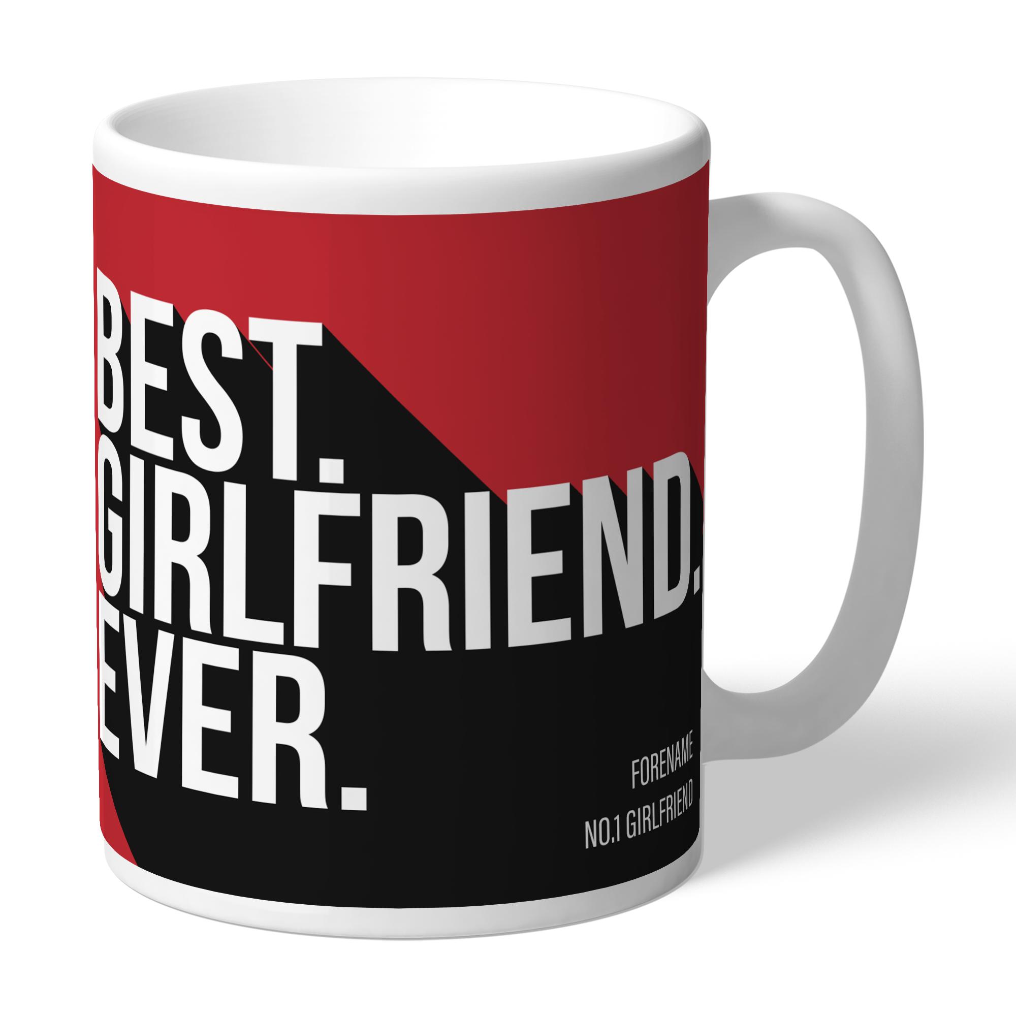 Middlesbrough Best Girlfriend Ever Mug