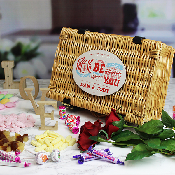 Be My Valentine Sweet Hamper