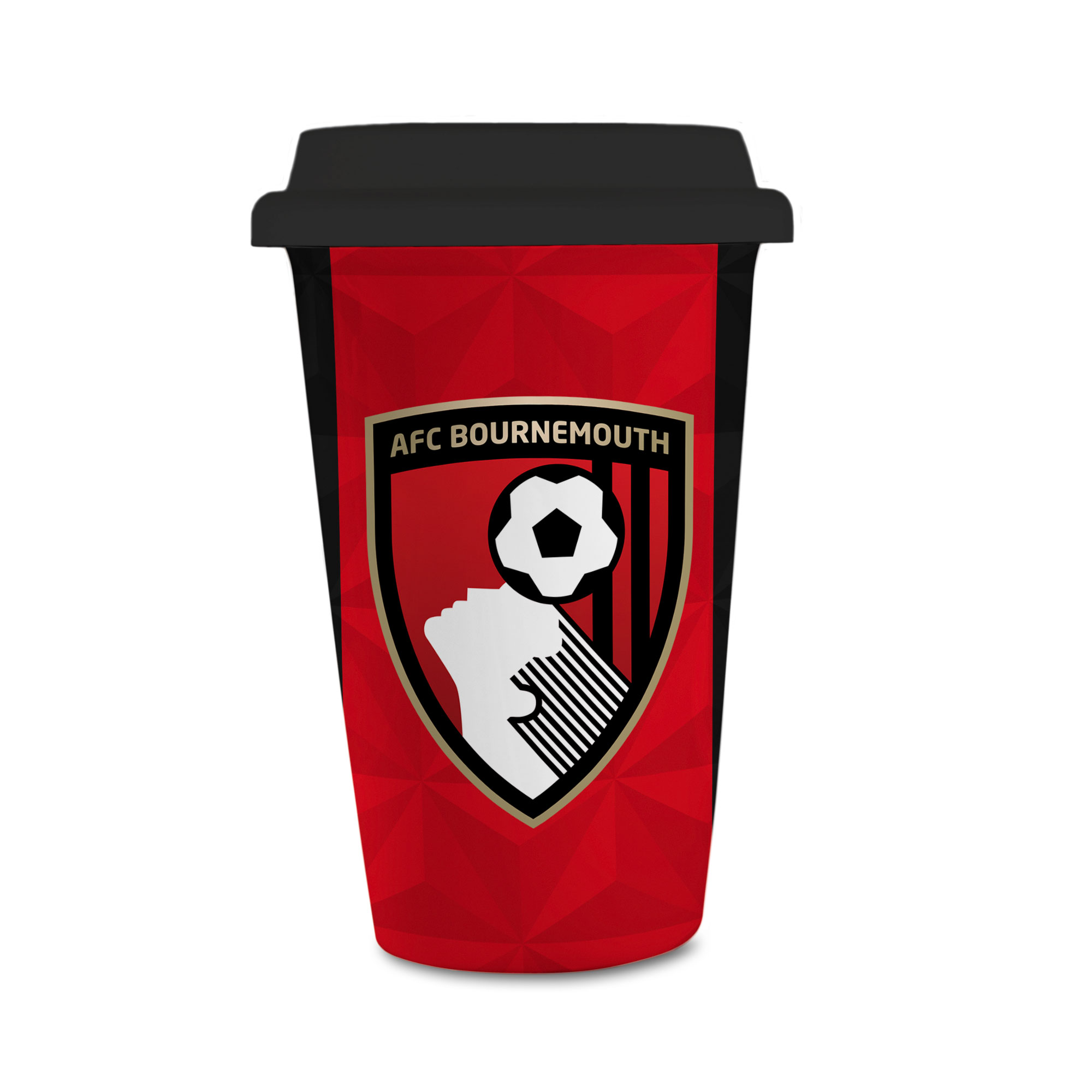 AFC Bournemouth Crest Reusable Cup