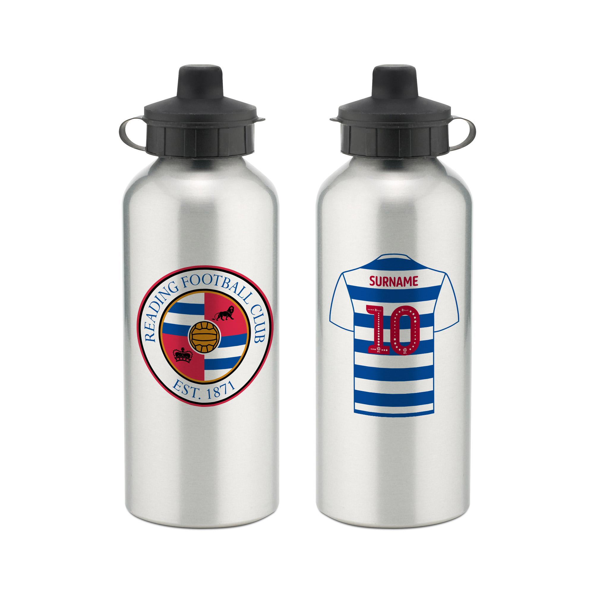 Reading FC Aluminium Water Bottle