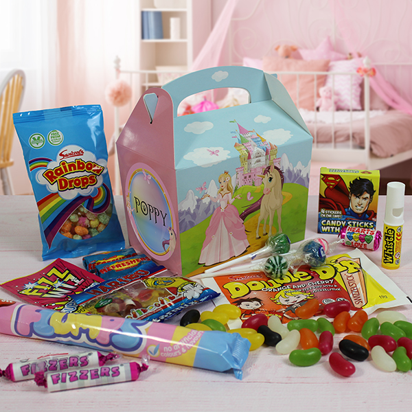 Princess Sweet Box