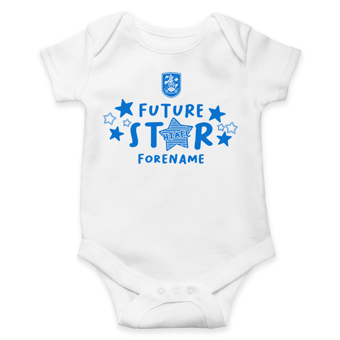 Huddersfield Town AFC Future Star Baby Bodysuit