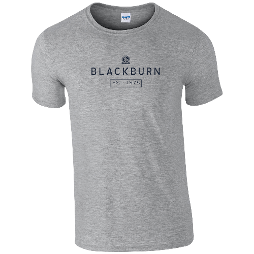 Blackburn Rovers FC Minimal T-Shirt