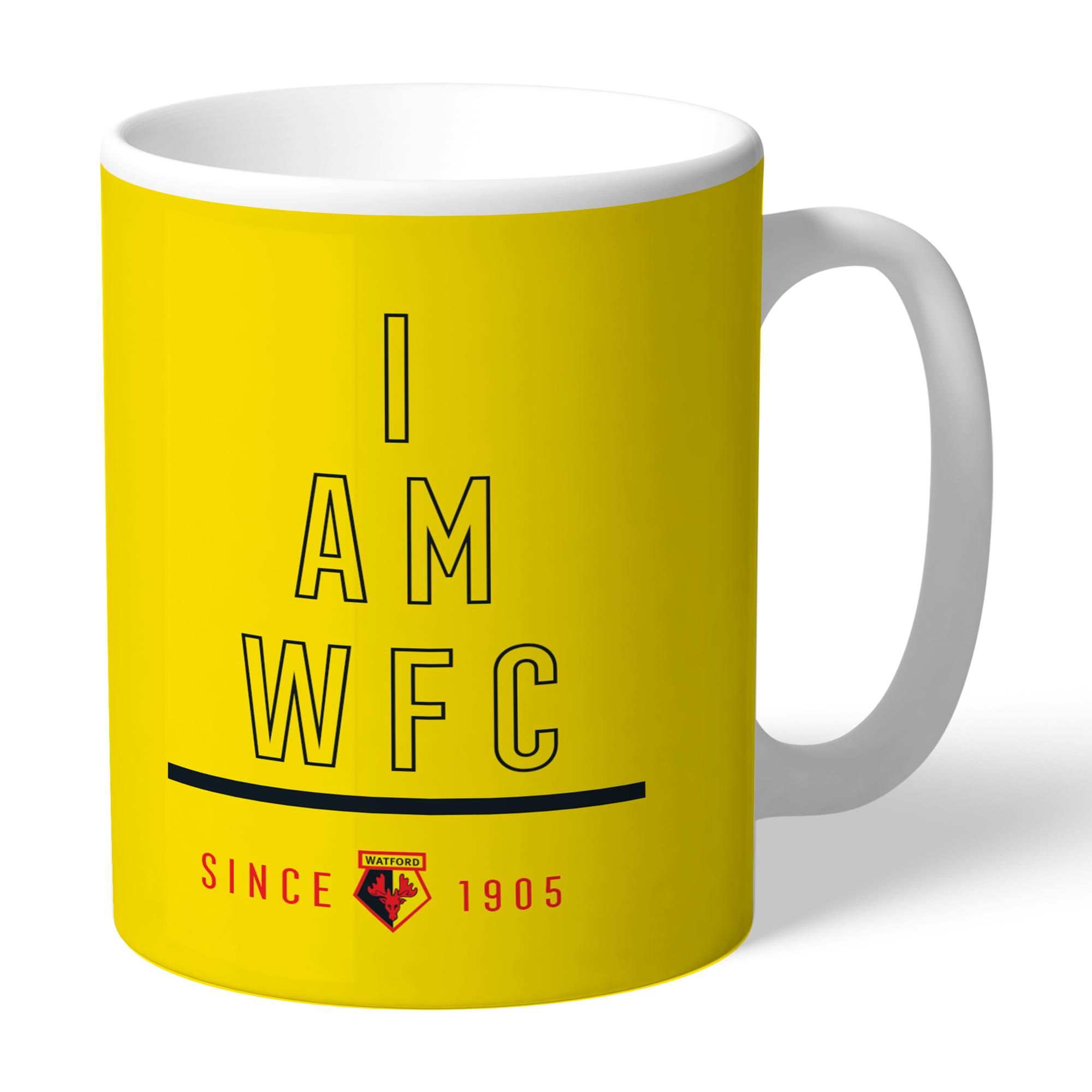 Watford FC I Am Mug