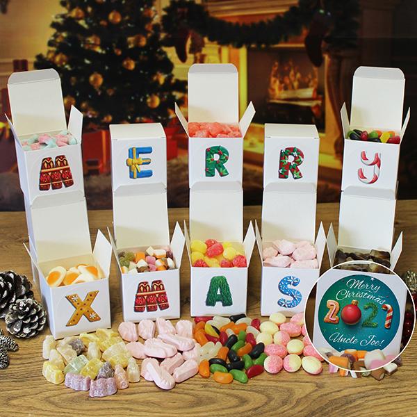 Merry Xmas Sweet Words