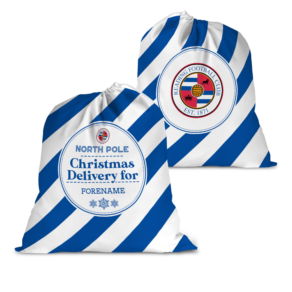 Reading FC Christmas Delivery Santa Sack