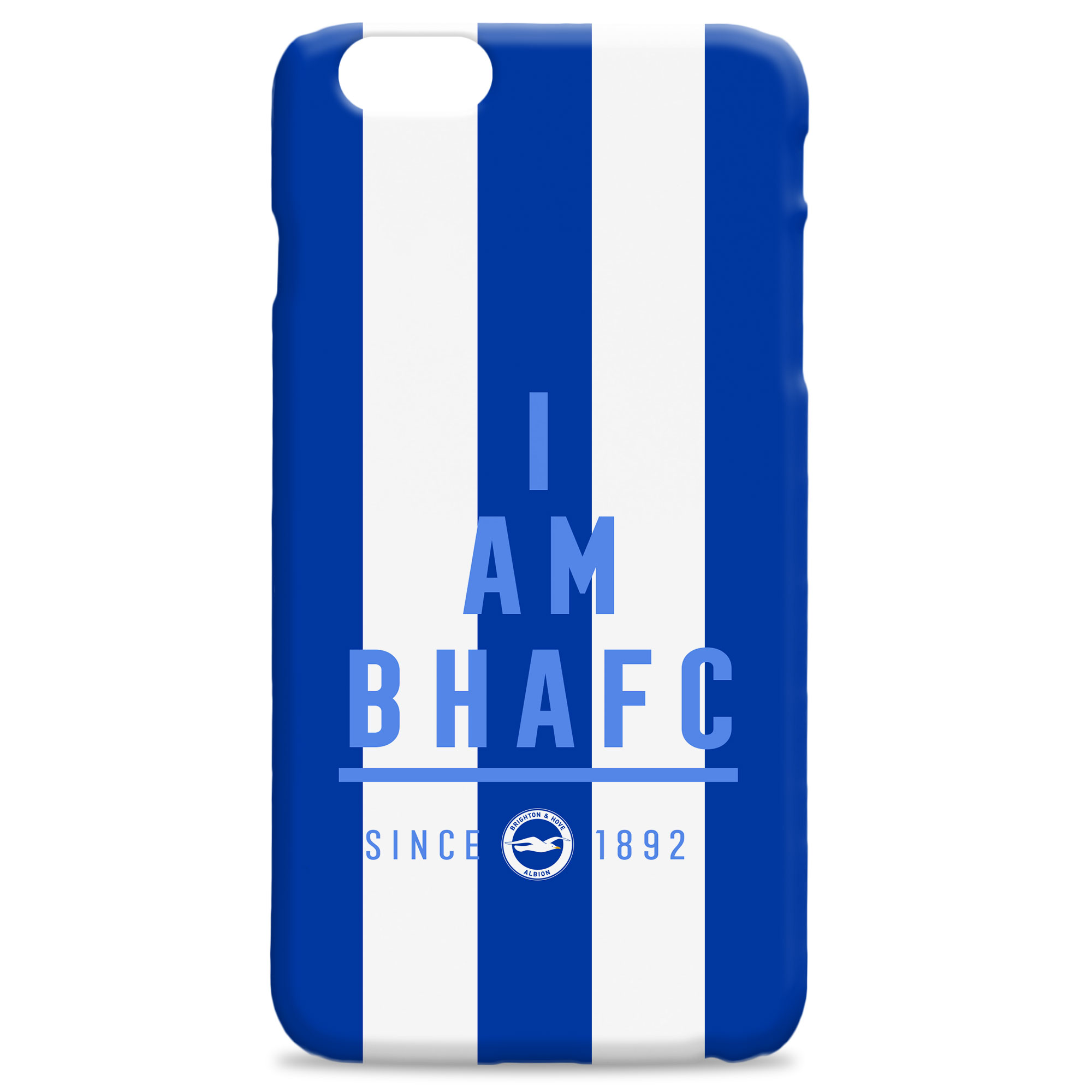 Brighton & Hove Albion FC I Am Phone Case