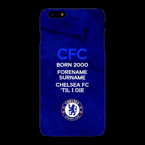 Chelsea FC 'Til I Die iPhone 6S Plus Phone Case
