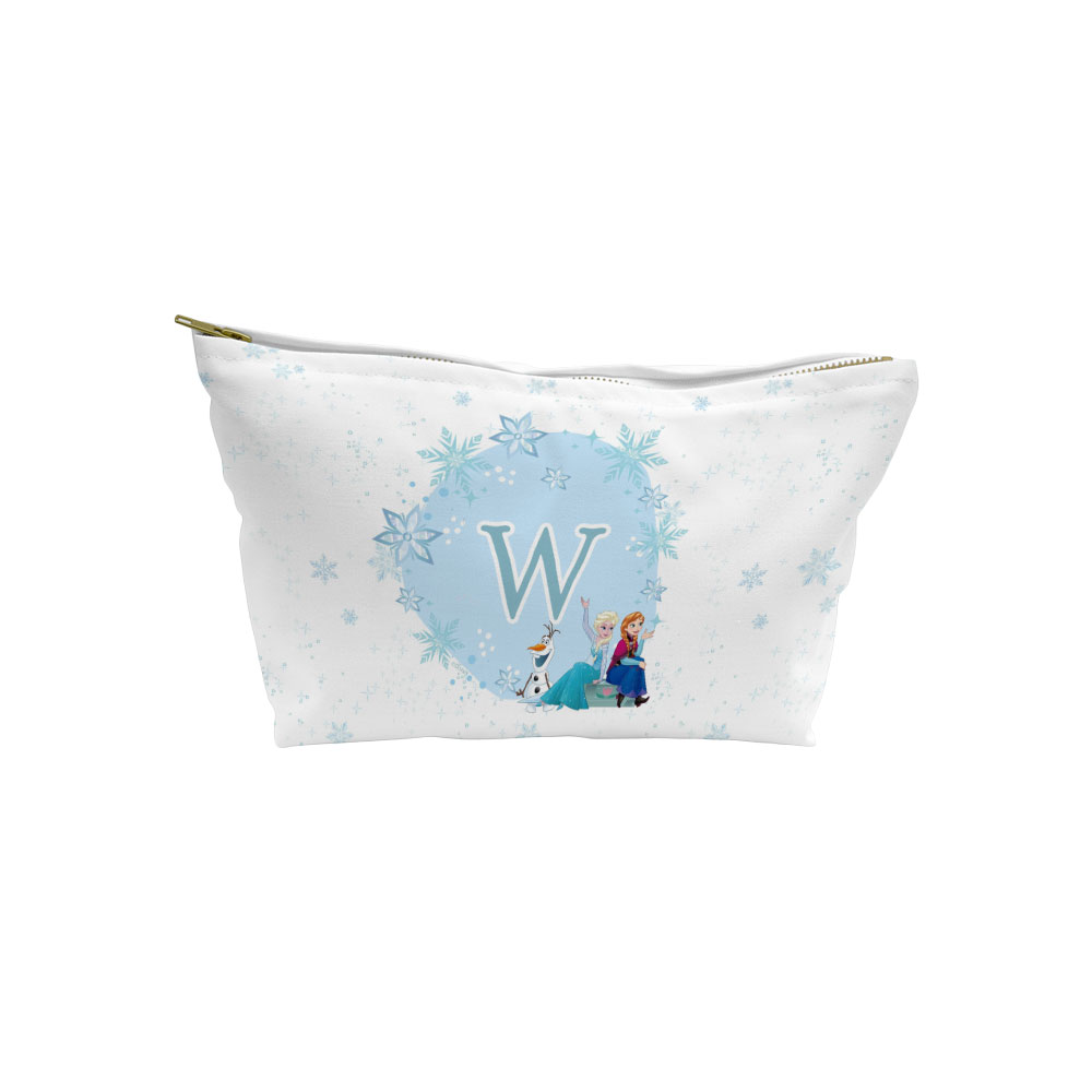 Disney Frozen Initial Medium Wash Bag