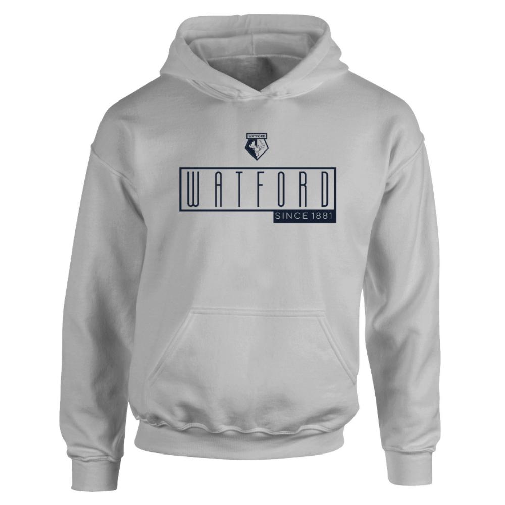 Watford FC Art Deco Hoodie