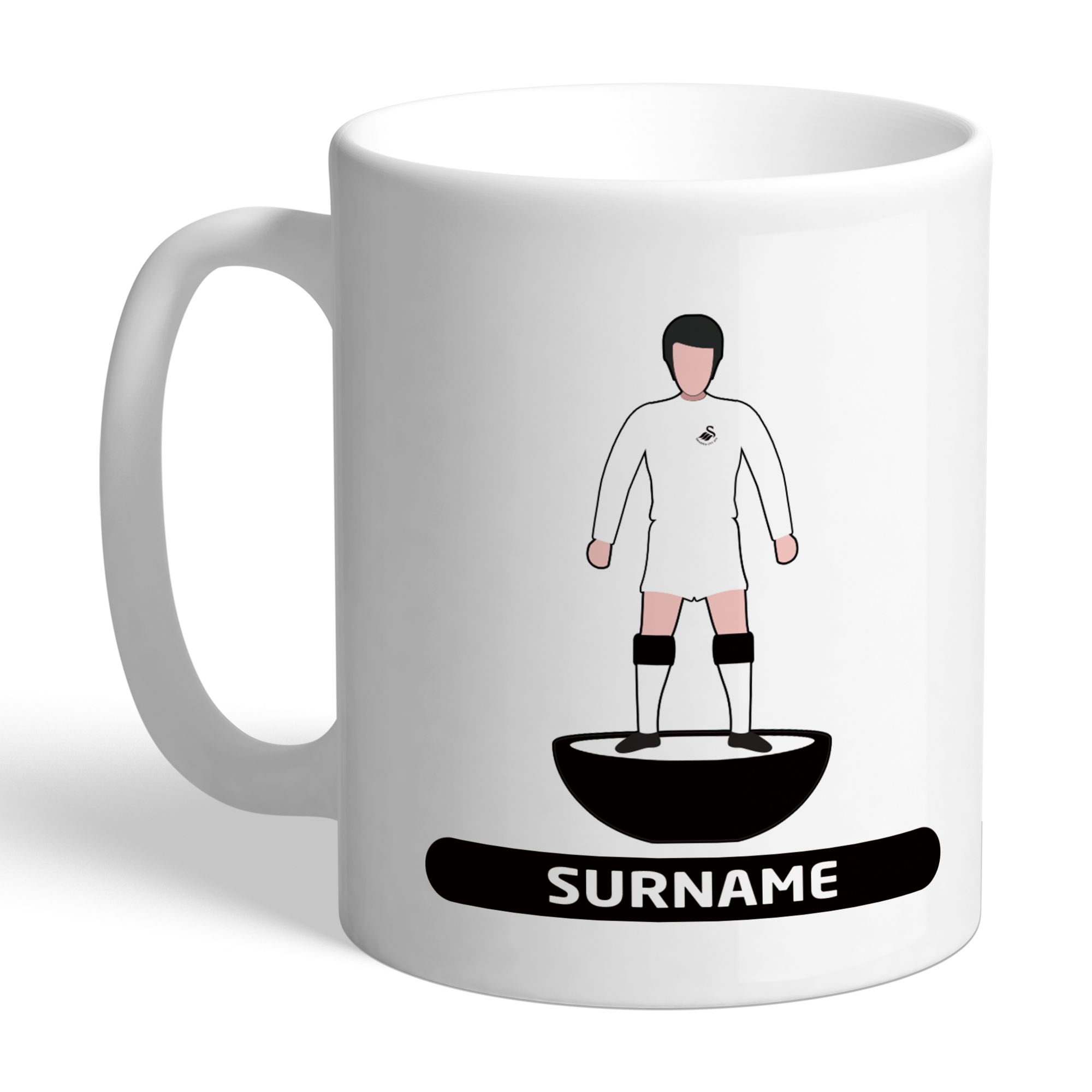 Swansea City AFC Player Figure Mug