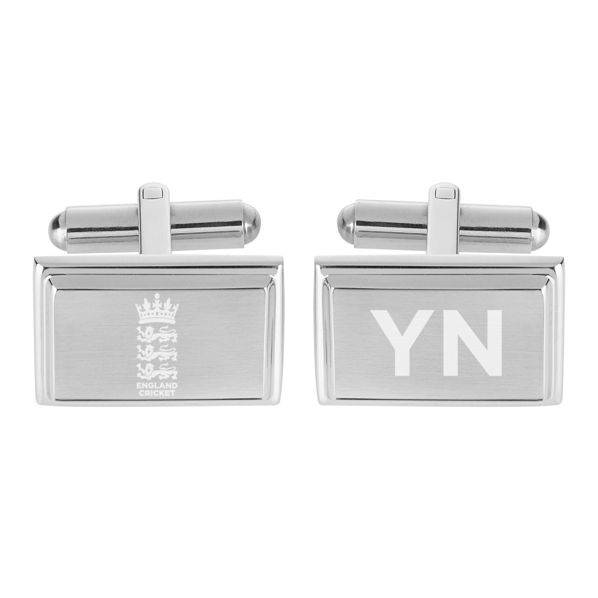 England Cricket Crest Cufflinks