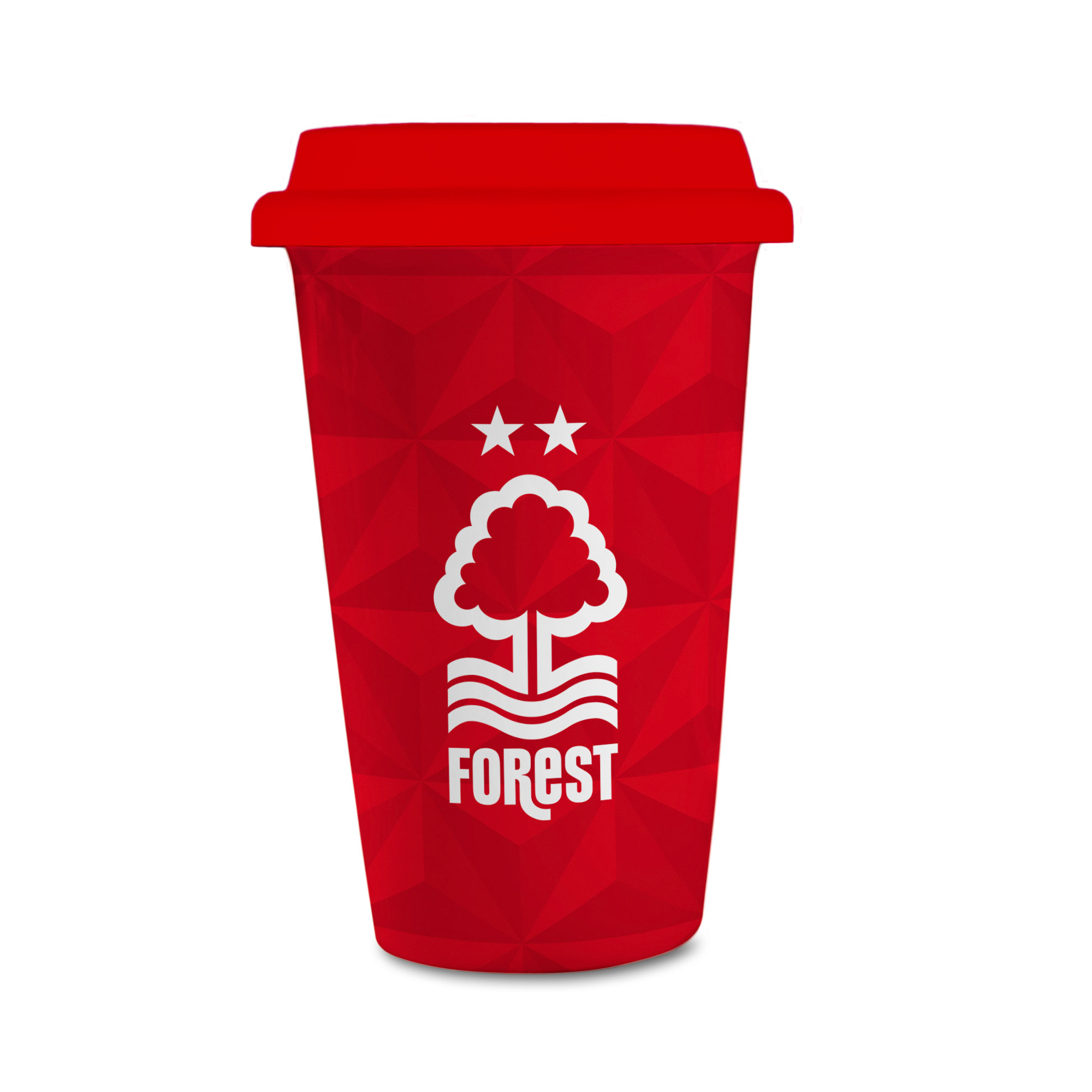 Nottingham Forest FC Crest Reusable Cup