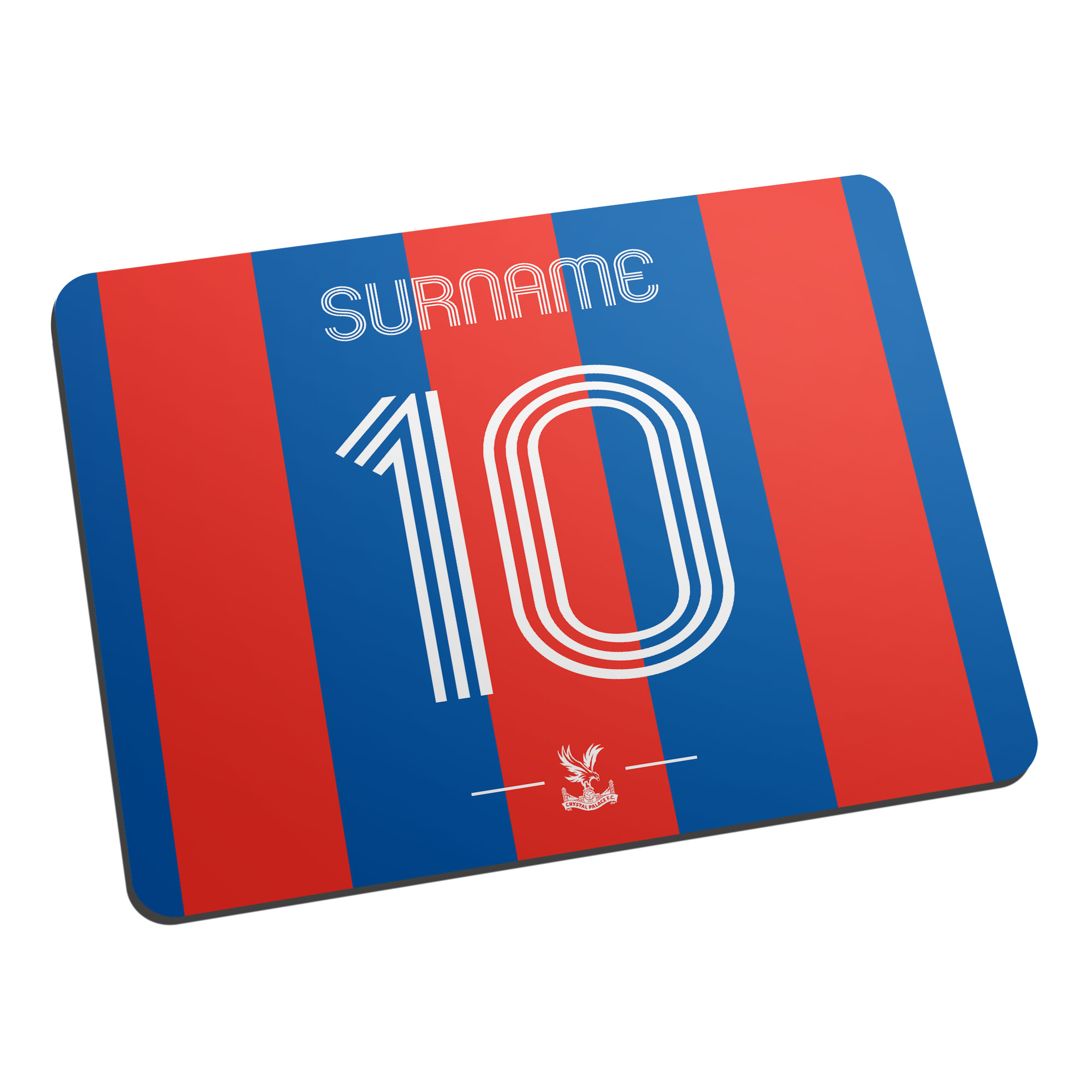 Crystal Palace FC Retro Shirt Mouse Mat