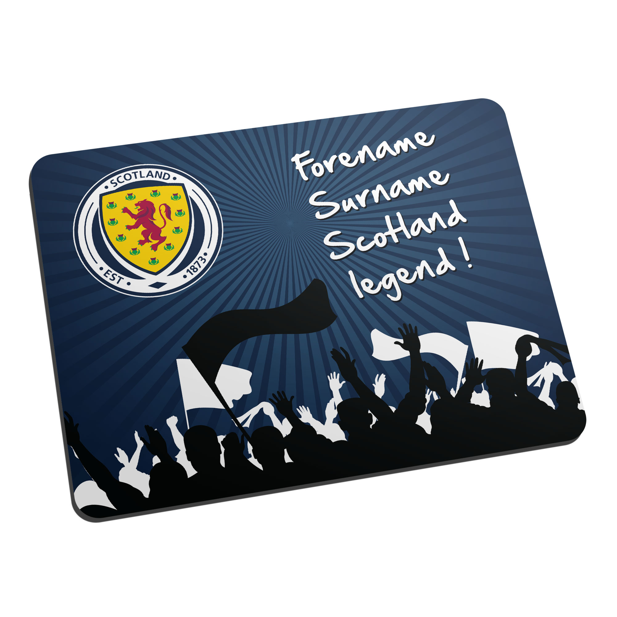 Scotland Legend Mouse Mat