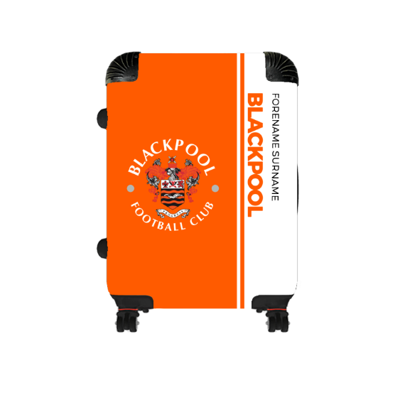 Blackpool Crest Cabin Suitcase