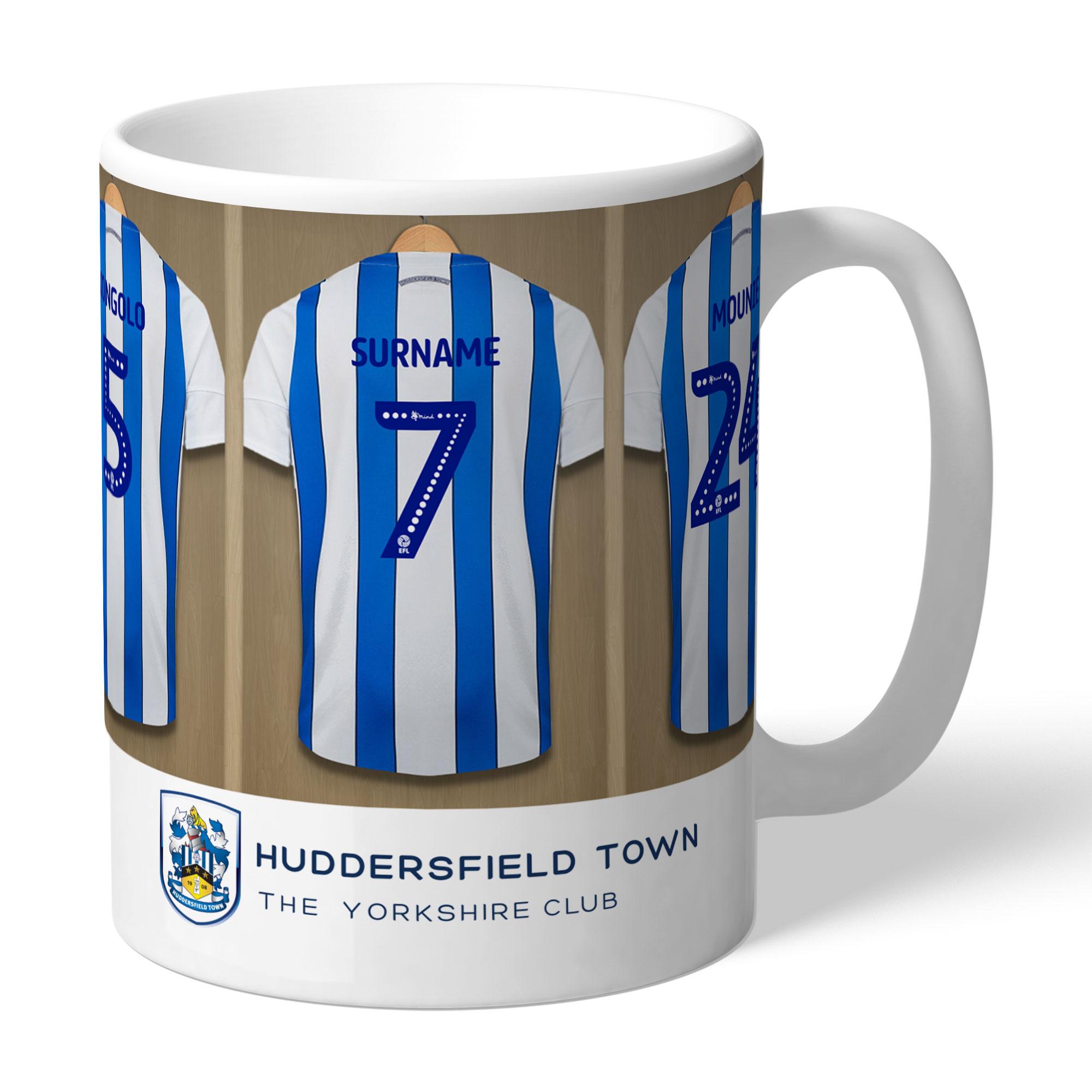 Huddersfield Town AFC Dressing Room Mug