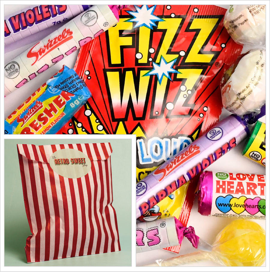 A Retro Sweet Bag