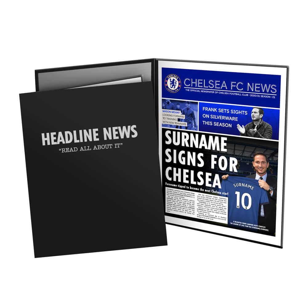 Chelsea FC News Folder
