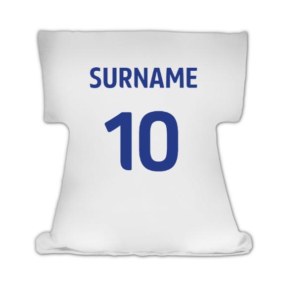 Rochdale AFC Kit Cushion