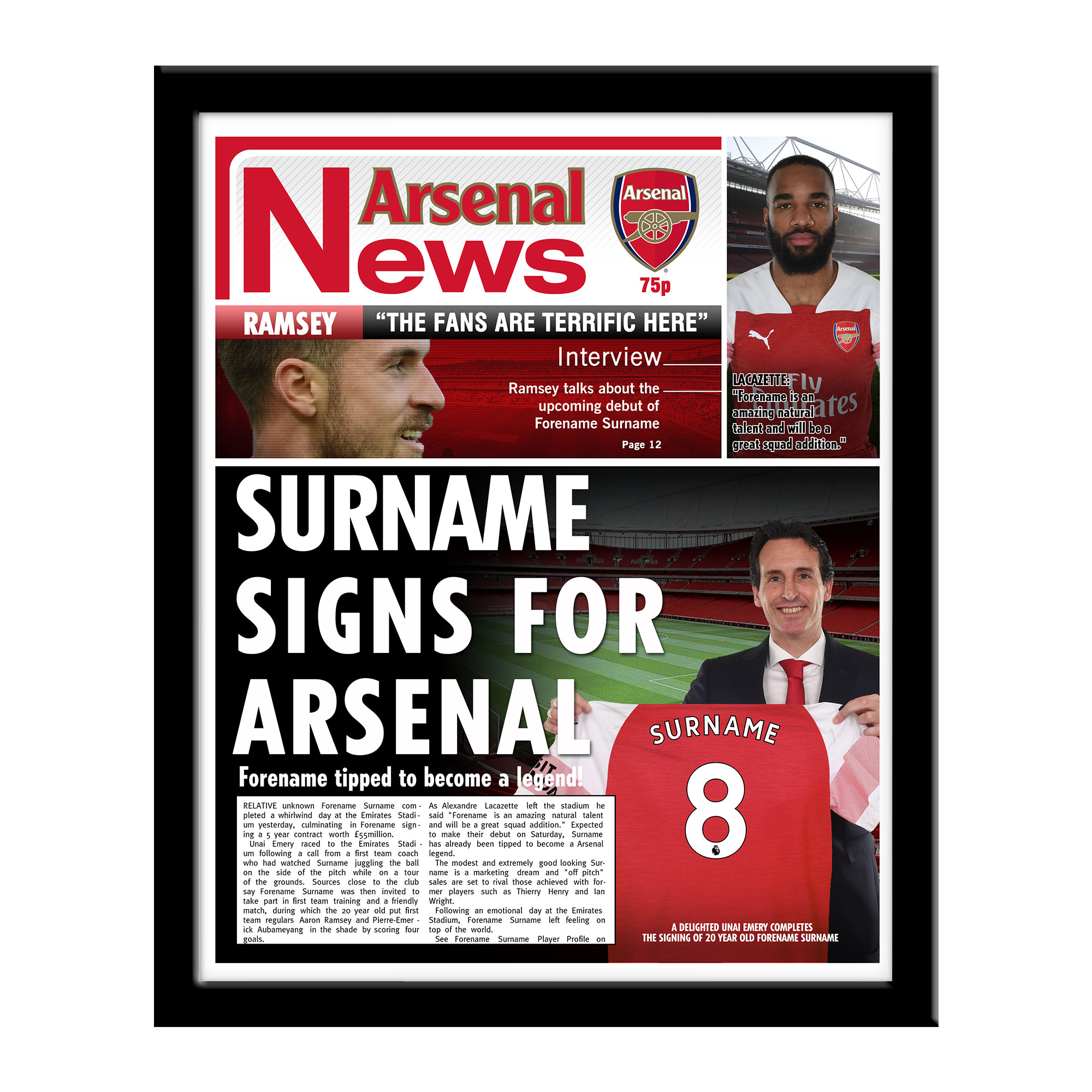 Arsenal FC News