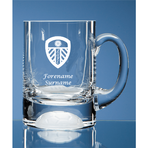 Leeds United FC Ball Base Tankard