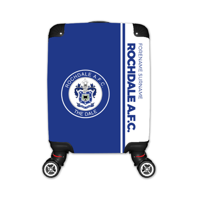 Rochdale AFC Crest Kid's Suitcase