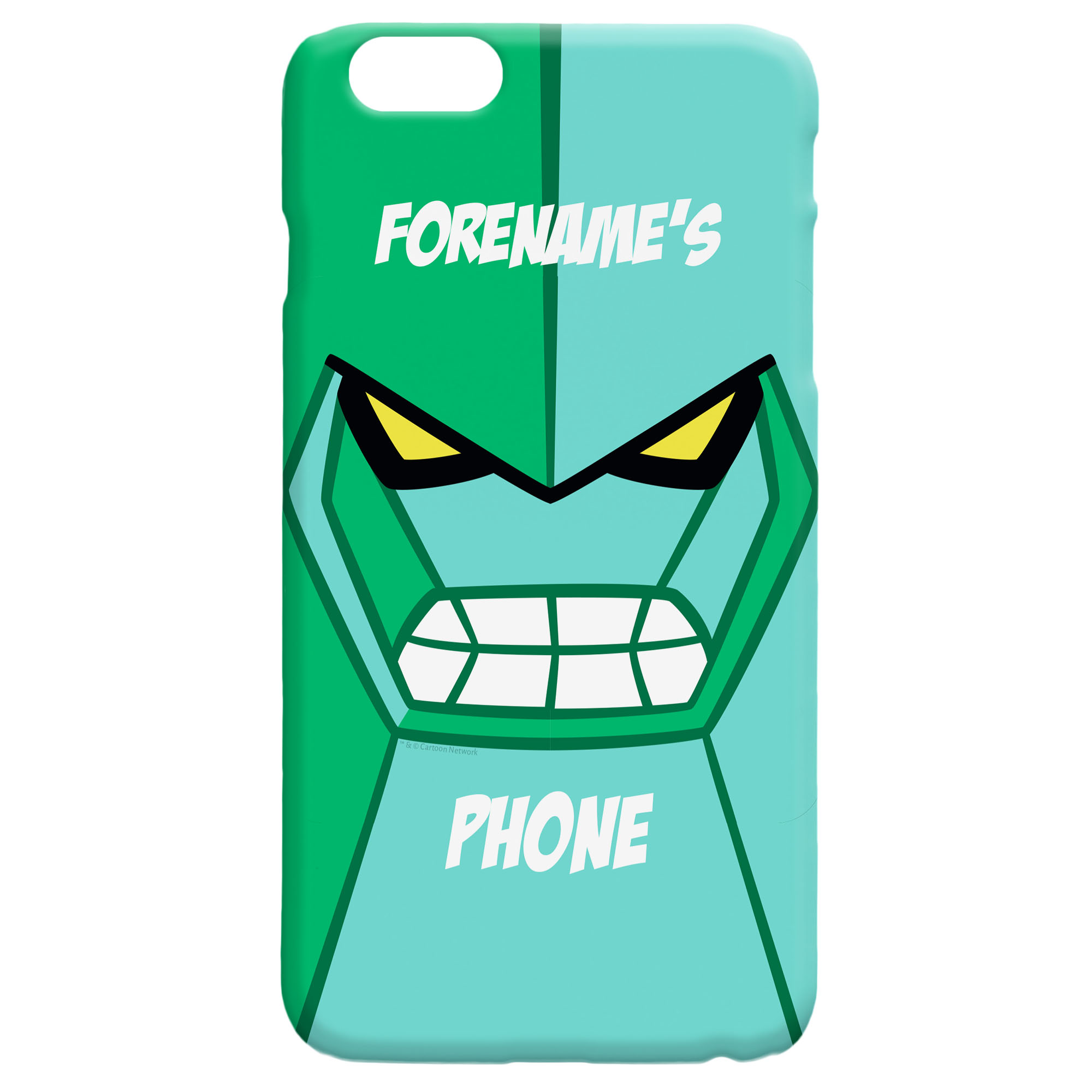 Ben 10 Diamondhead iPhone Case
