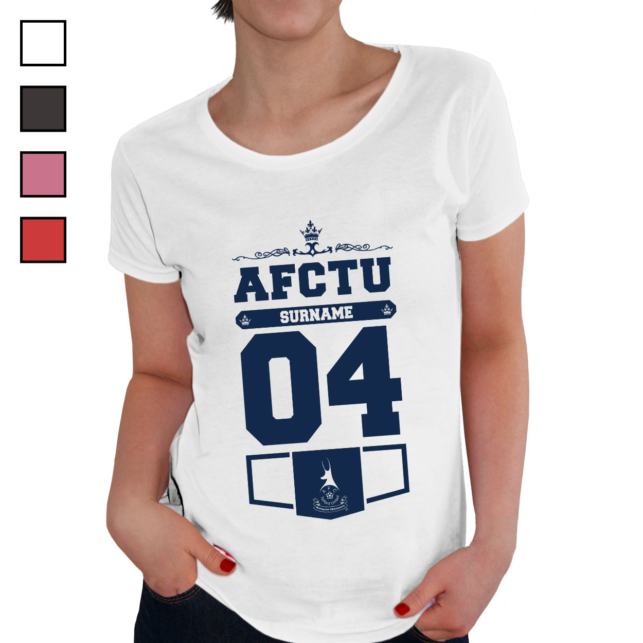 AFC Telford United Ladies Club T-Shirt