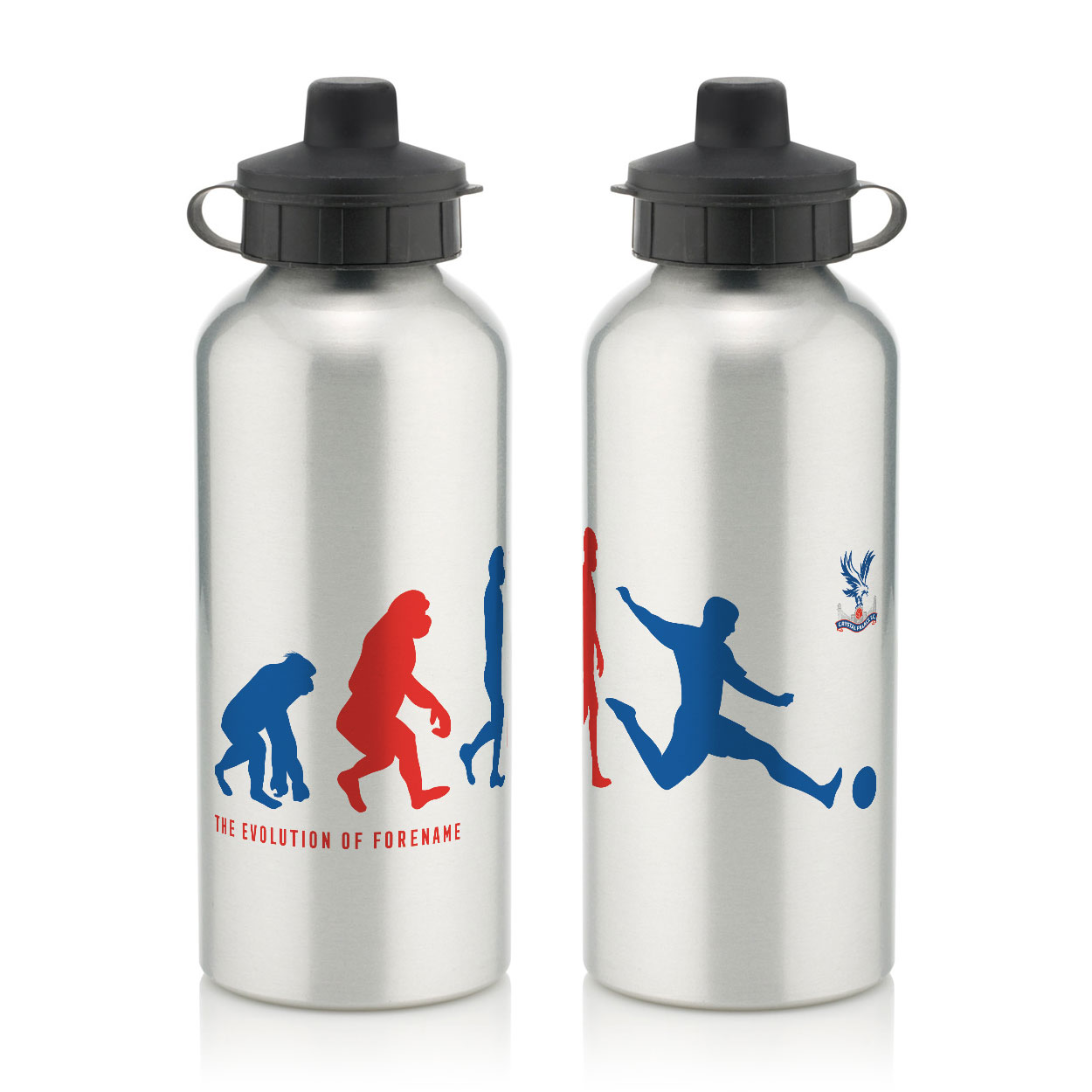 Crystal Palace FC Evolution Water Bottle