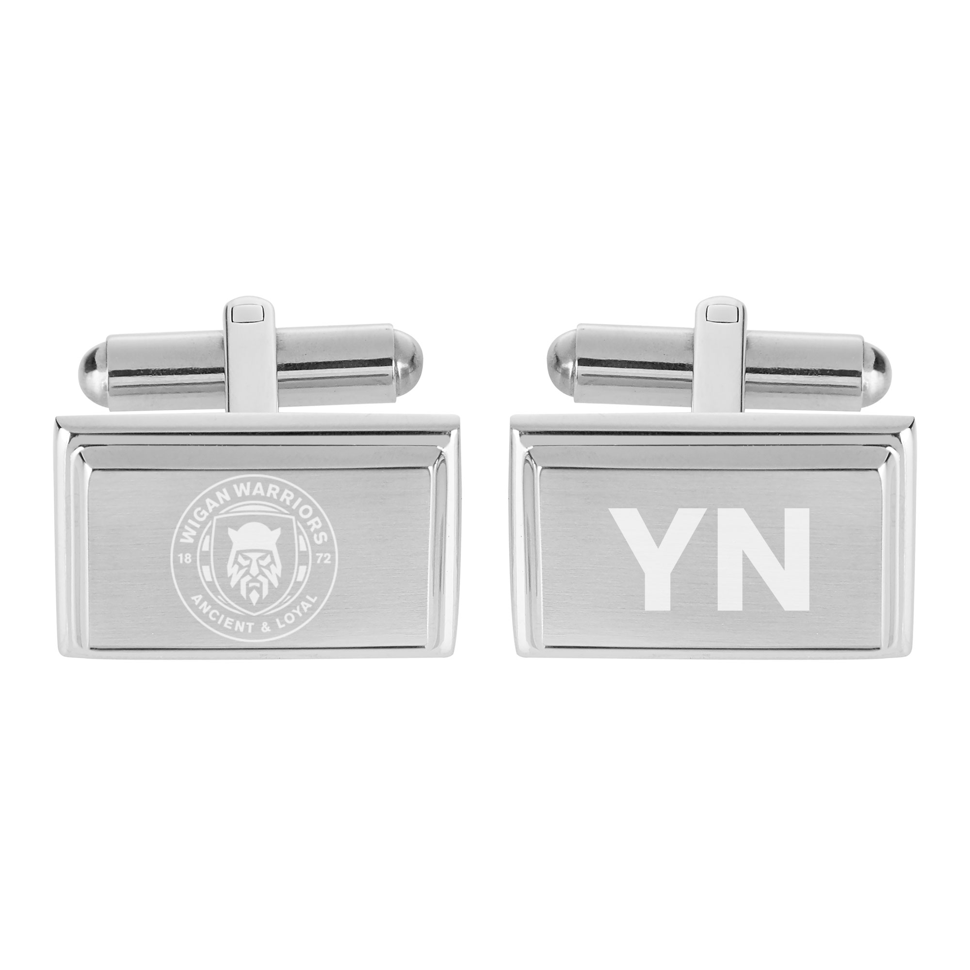 Wigan Warriors Crest Cufflinks