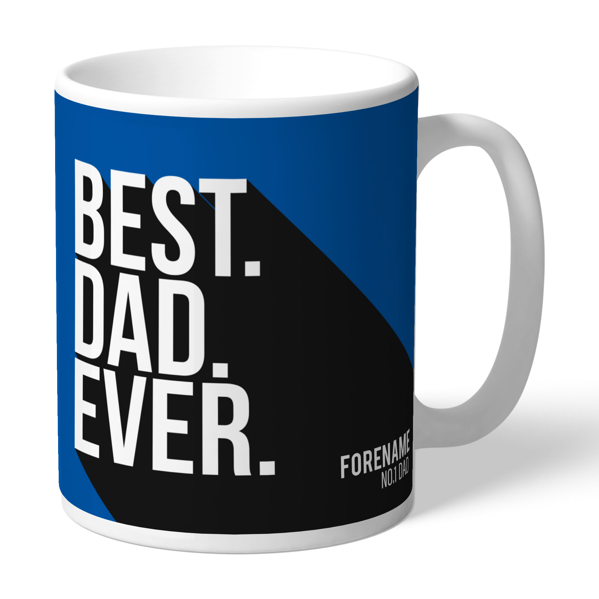 Crystal Palace FC Best Dad Ever Mug