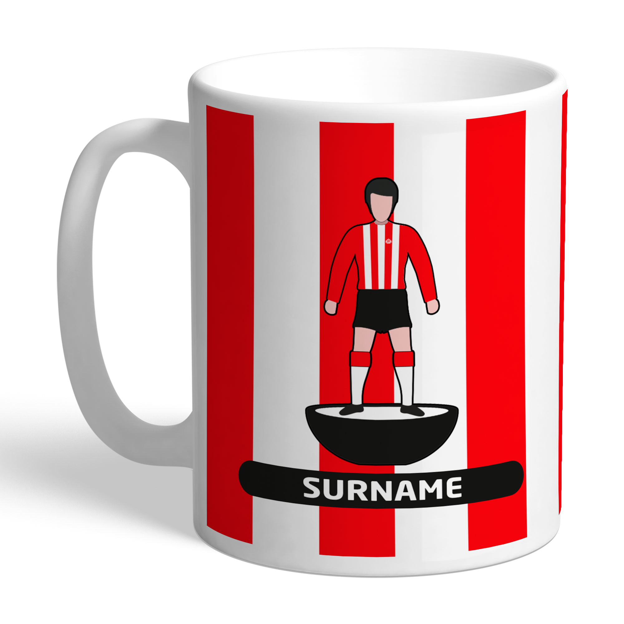 Sunderland AFC Player Figure Mug
