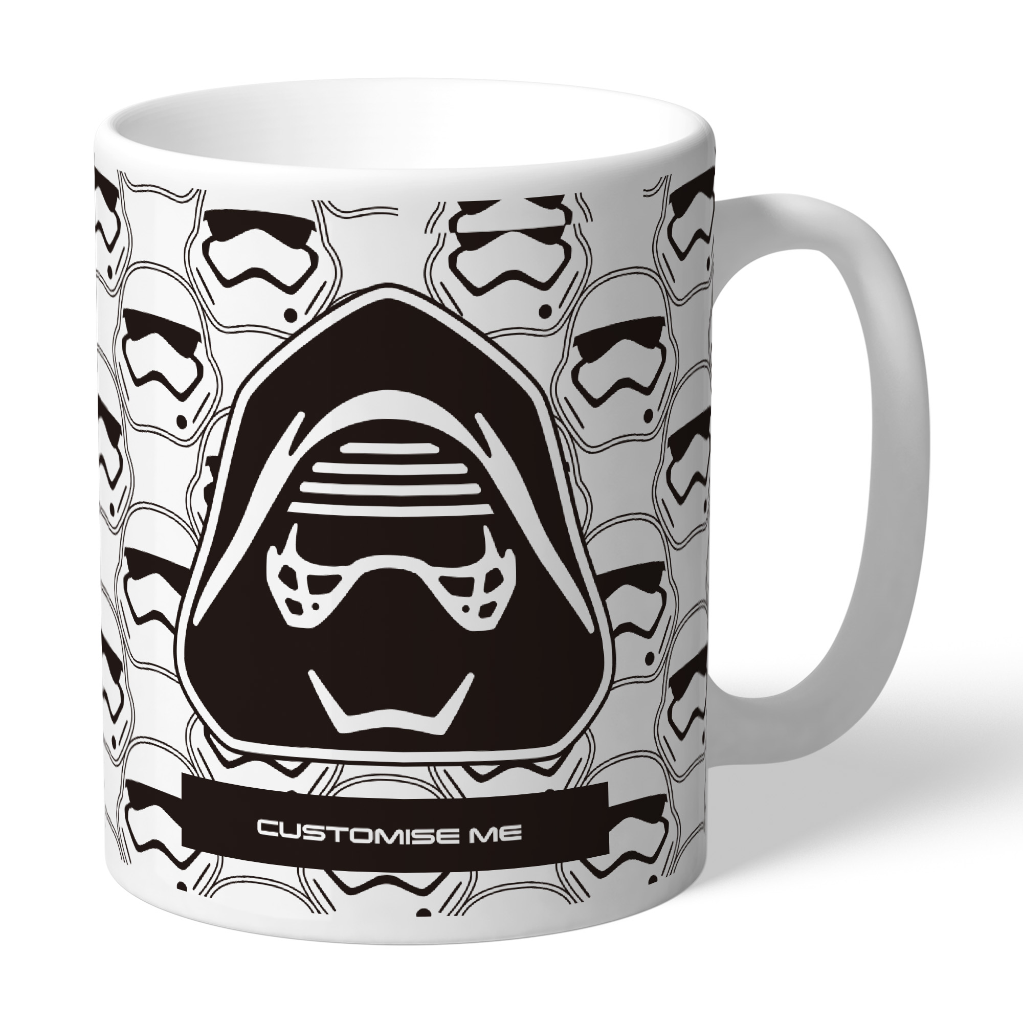 Star Wars Kylo Ren Icon Mug