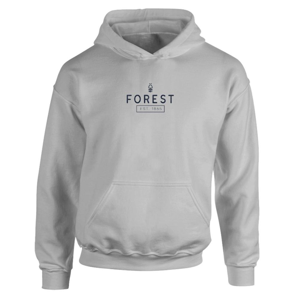 Nottingham Forest FC Minimal Hoodie