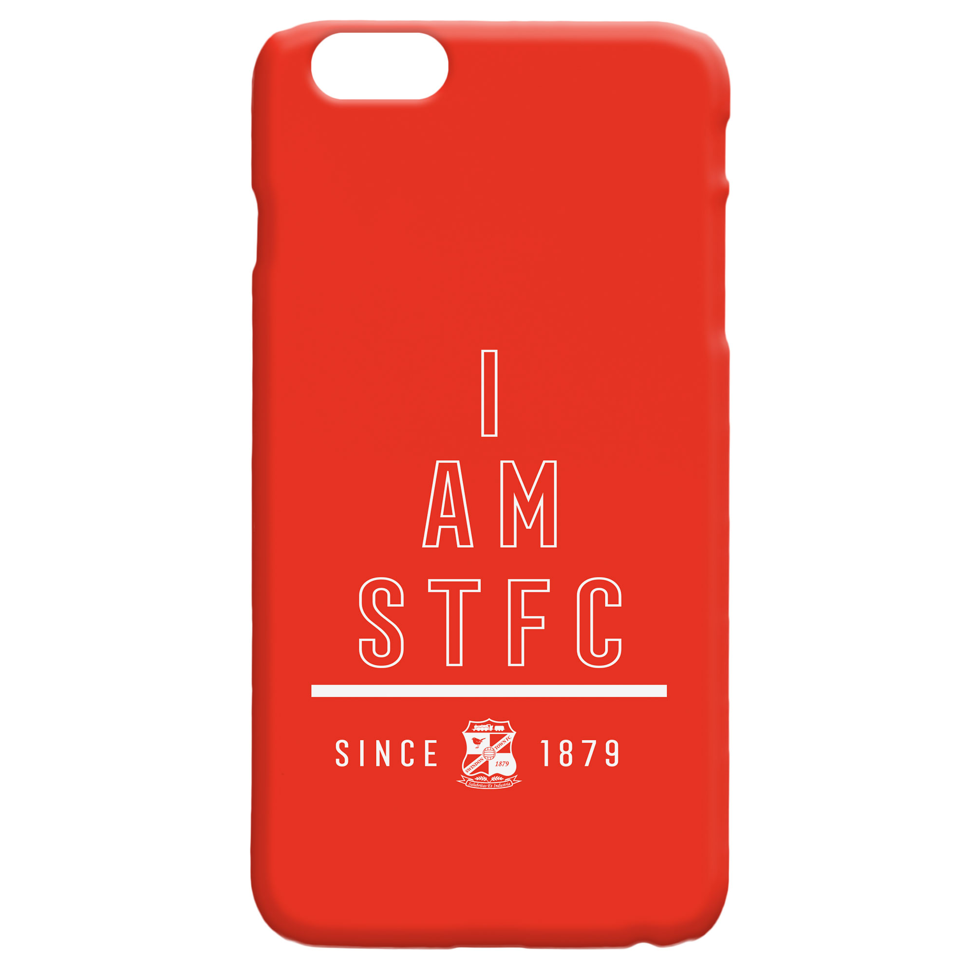 Swindon Town I Am Phone Case