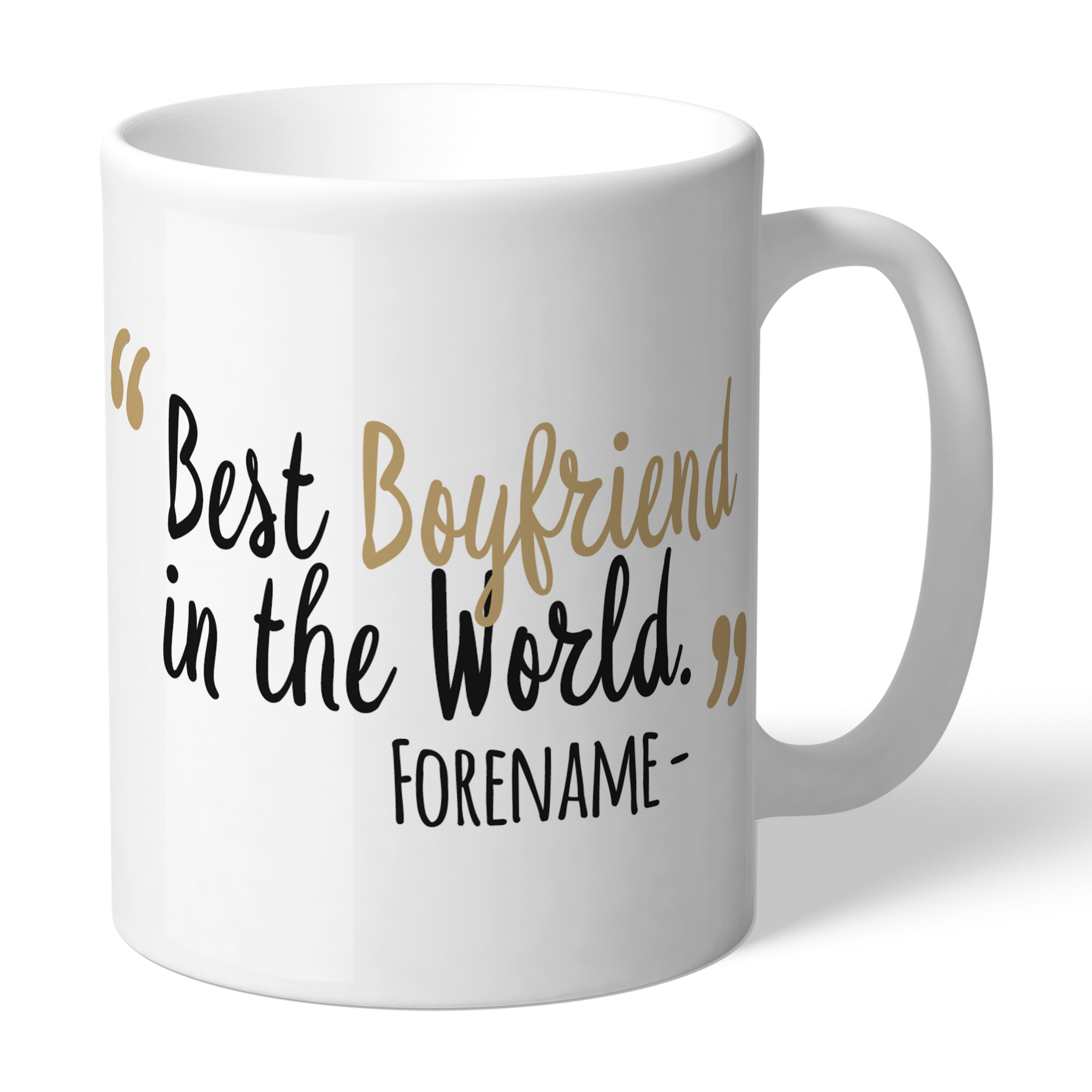 Newcastle United FC Best Boyfriend In The World Mug