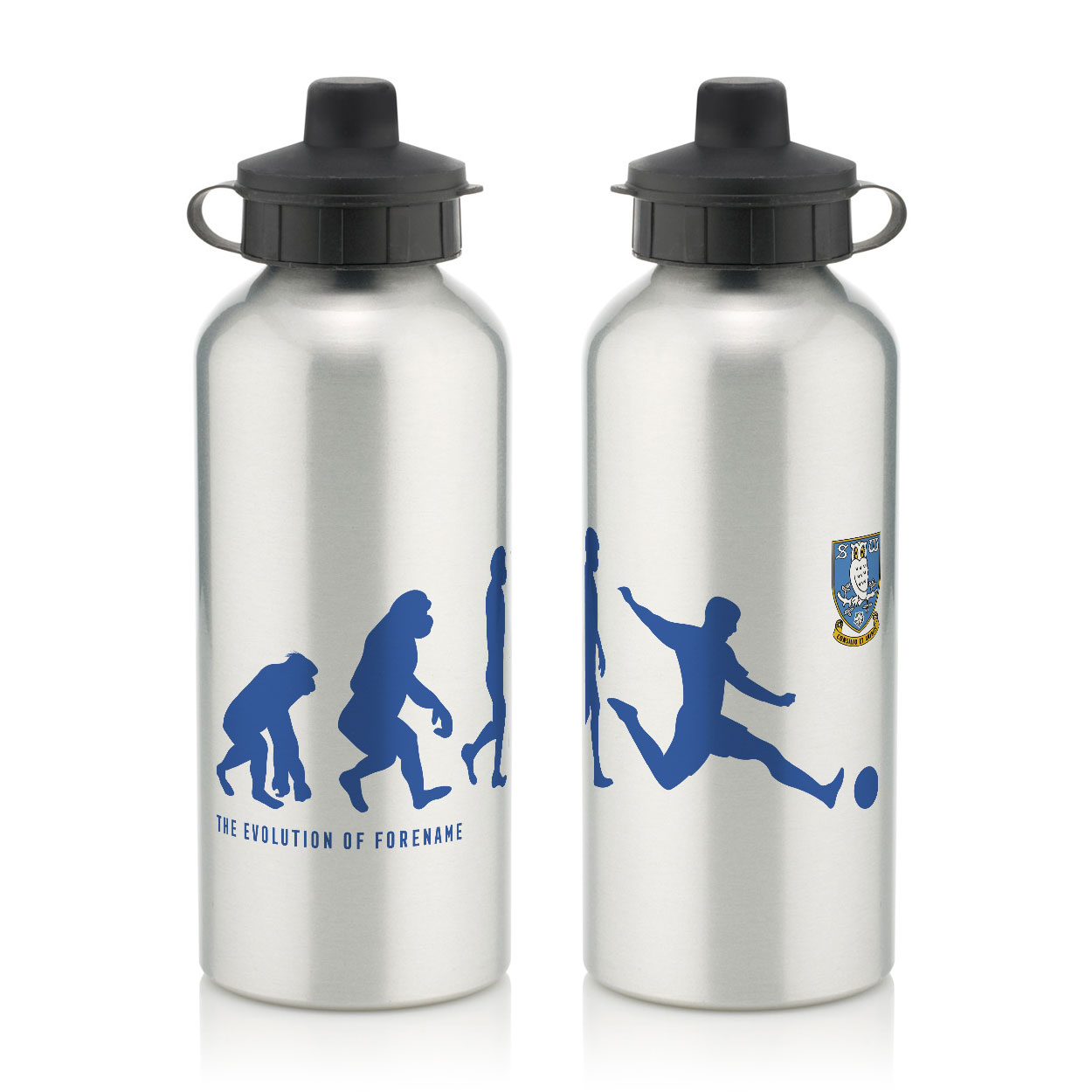 Sheffield Wednesday Evolution Water Bottle
