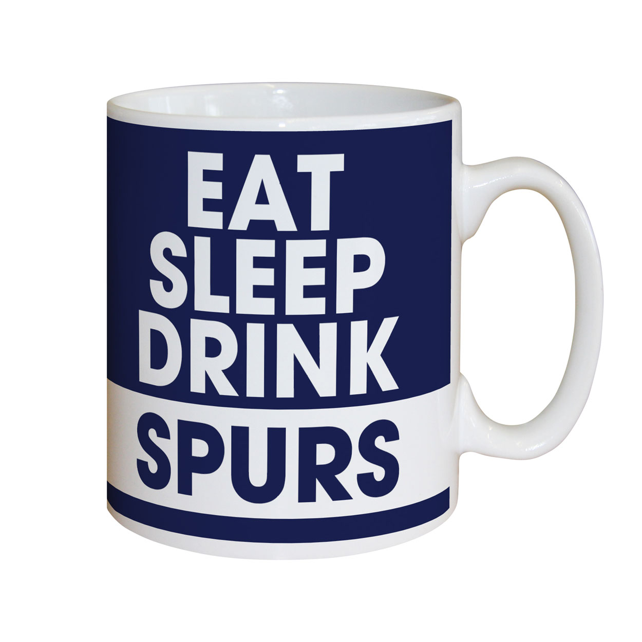 Tottenham Hotspur Eat Sleep Drink Mug
