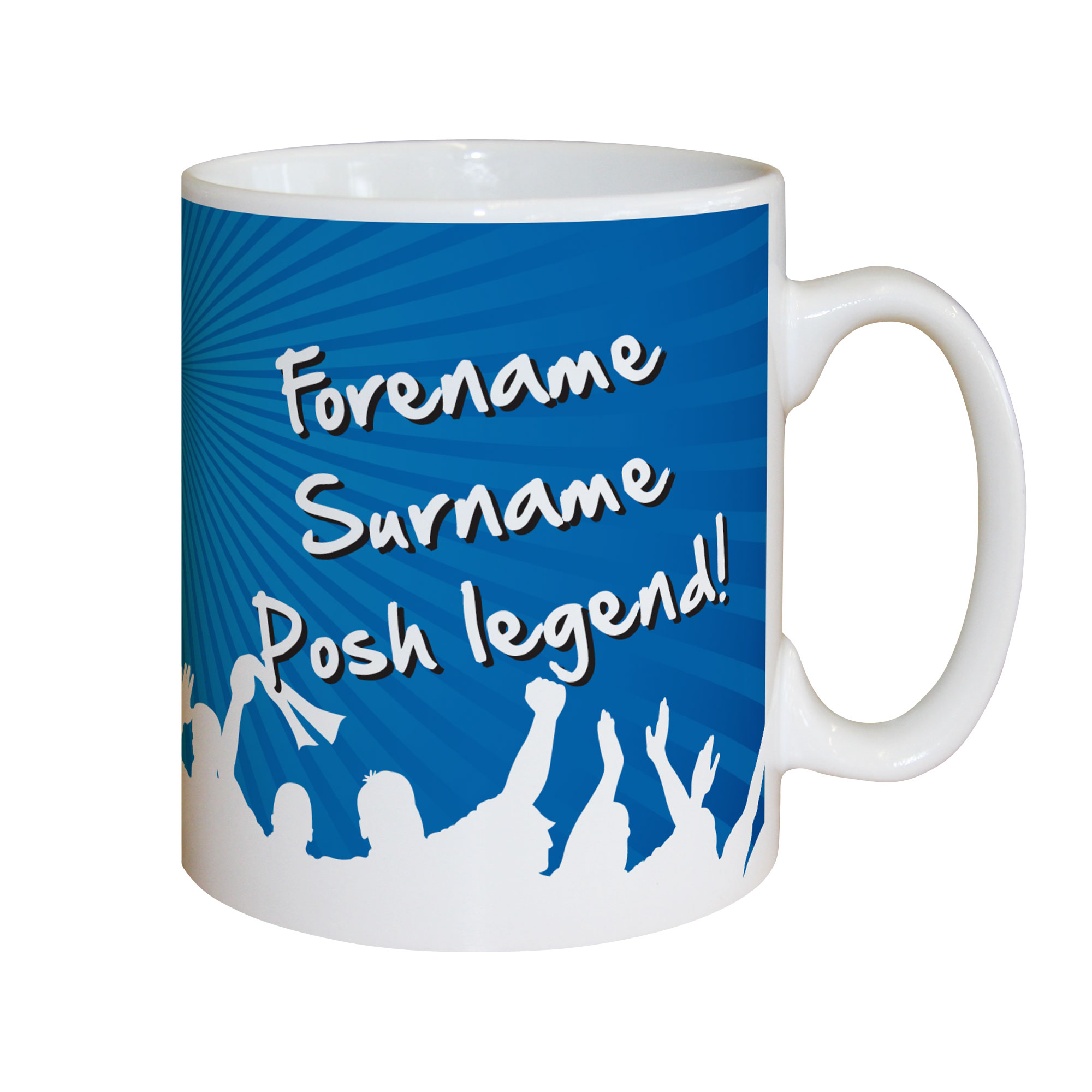 Peterborough United FC Legend Mug