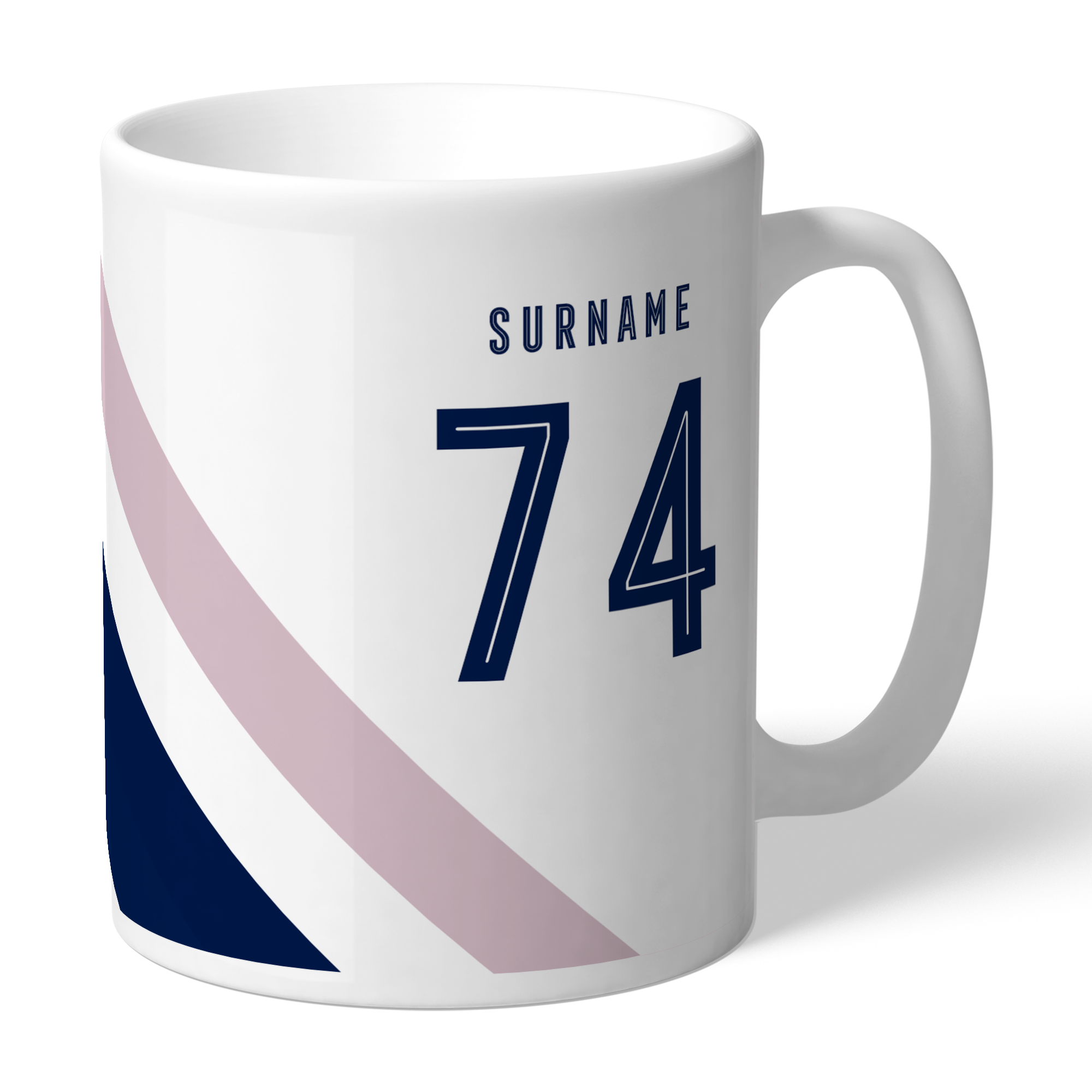 Tottenham Hotspur FC Stripe Mug