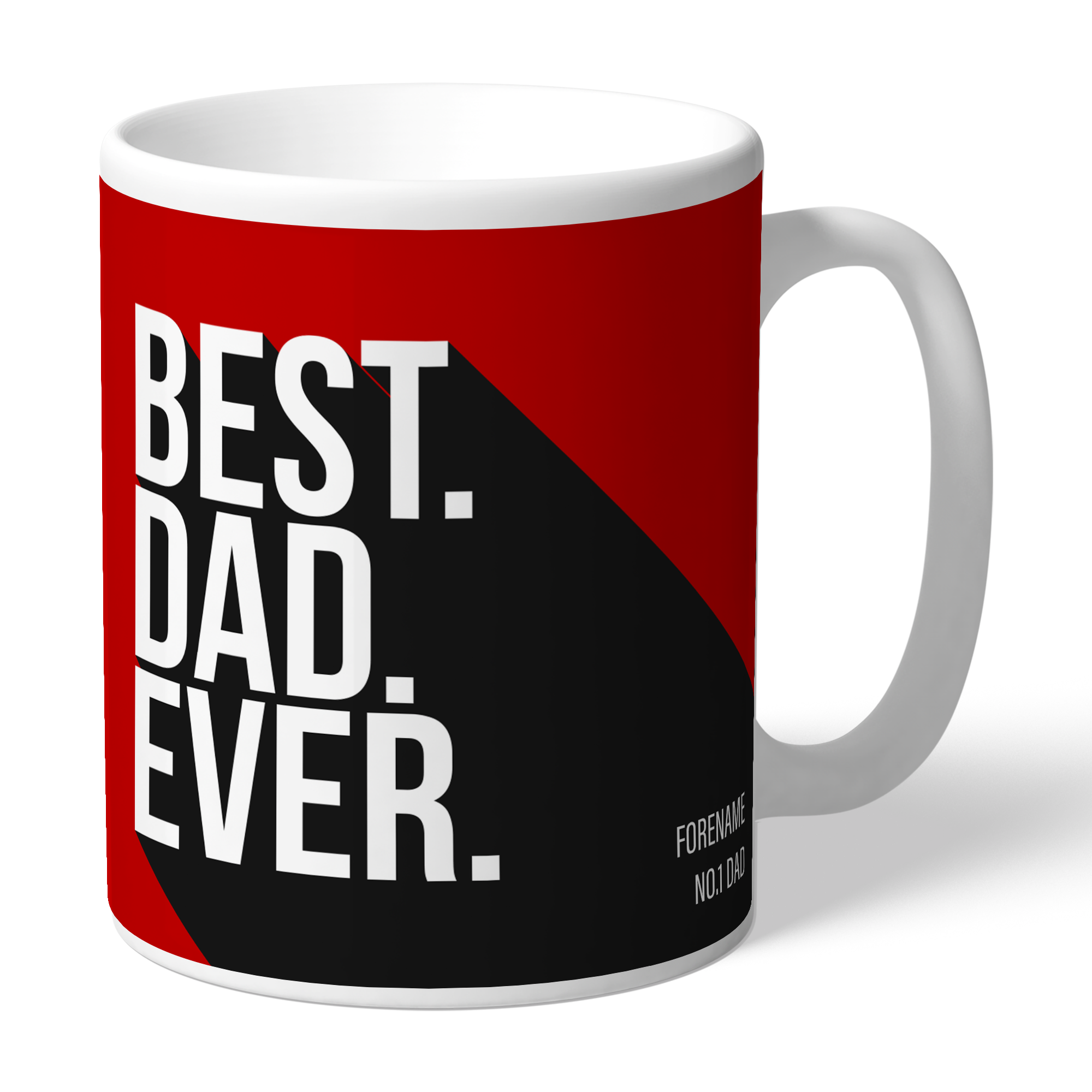Brentford Best Dad Ever Mug