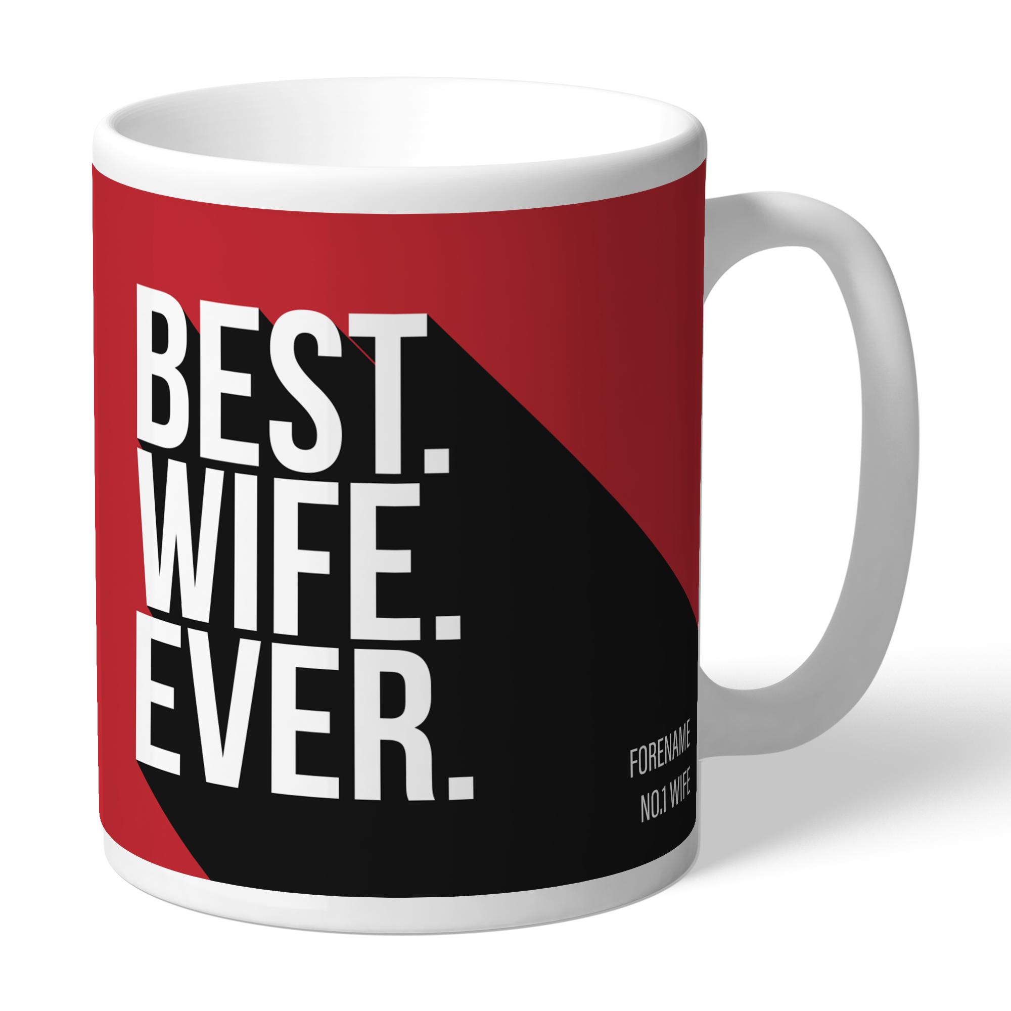Middlesbrough Best Wife Ever Mug