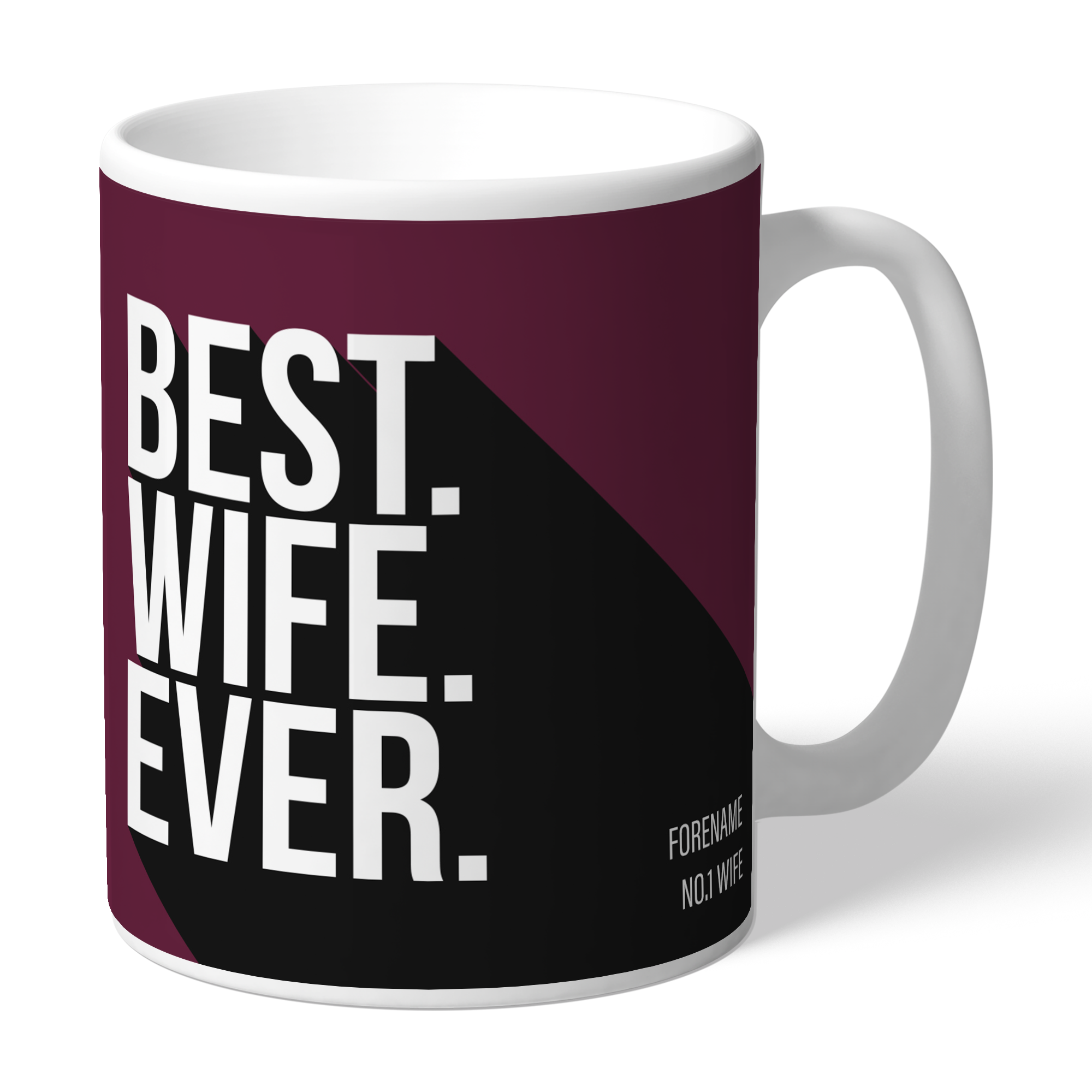 Burnley FC Best Wife Ever Mug